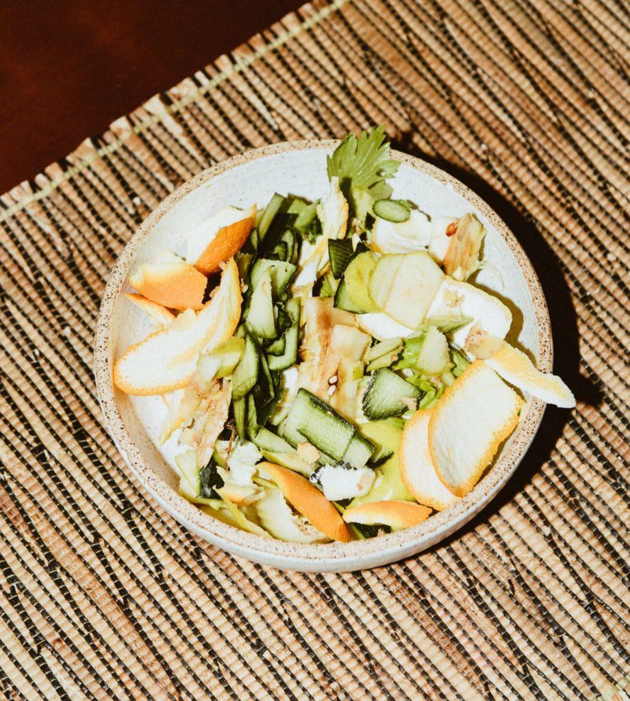 dechets verts cuisine